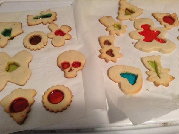 cookies-baked