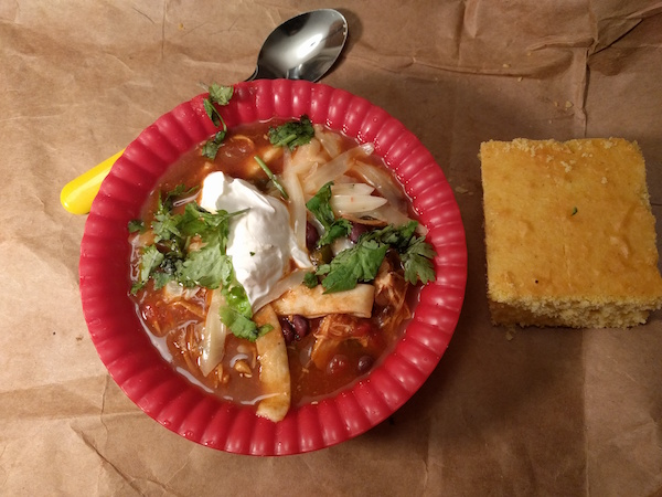 tortilla-soup-and-cornbread